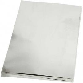 Aluminiumfolie te gebruiken voor stippelen
