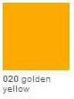 Oracal 641 mat 020 Golden Yellow