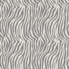 Flex Zebra Grafisch Creme/Grey Neutral