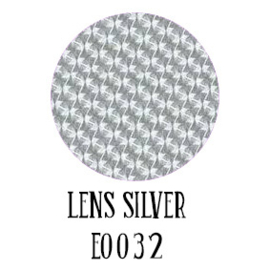 Siser Electric flex Lens Silver 20 x 25 cm