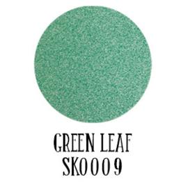 Siser Sparkle Green Leaf  20 x 25 cm