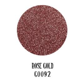 Moda Glitterflex Rosé Gold 30 x 50 cm