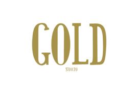 Siser stretch flexfolie Gold 20 x 25 cm