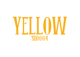 Siser Subli Stop Yellow 50 x 100 cm