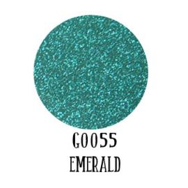 Moda Glitterflex Emerald 20 x 25 cm
