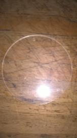 Plexiglas cirkel