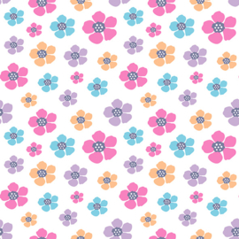 Flex Happy Pattern Flowers 2
