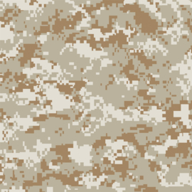 Siser Easy Pattern Camo Digital Desert