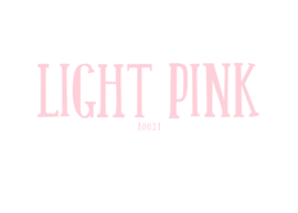 Siser flex Light Pink 20 x 25 cm