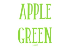 Siser flex Apple Green 20 x 25 cm