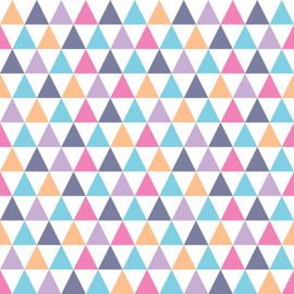 Flex Happy Pattern Triangle