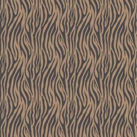 Flex Zebra Grafisch Tan/Black Neutral