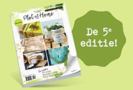 Tijdschrift Plot at Home deel 5