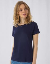 Dames t-shirt B&C E150