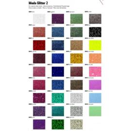 Voordeelpakket Glitter, 10 vellen naar keuze,  20 x 25 cm