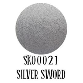 Siser Sparkle Silver Sword 50 x 100 cm
