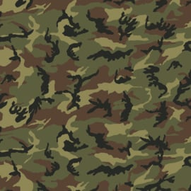 Siser Easy Pattern Camo Green