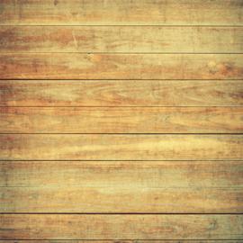 Vinyl met houtmotief