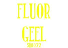 Siser Subli Stop Fluorescent yellow 50 x 100 cm