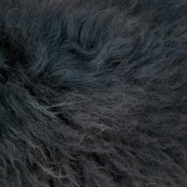 Vinyl Animal skin Black