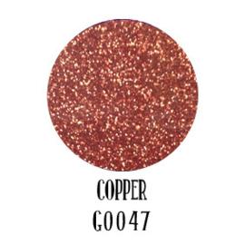 Moda Glitterflex Copper 30 x 50 cm