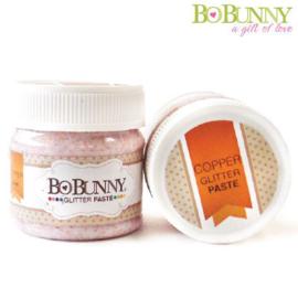 Bo Bunny glitter paste copper