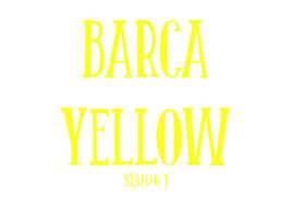 Siser Subli Stop  Barca Yellow 20 x 25 cm