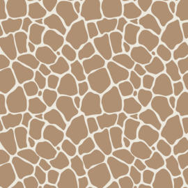 Flex Giraffe Grafisch Creme/Tan Neutral