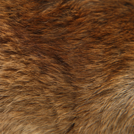 Vinyl Animal skin Brown