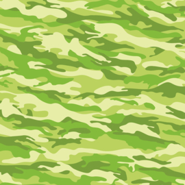 Vinyl Camouflage Light Green