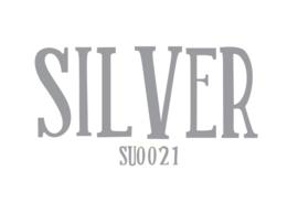 Siser Subli Stop Silver 50 x 100 cm