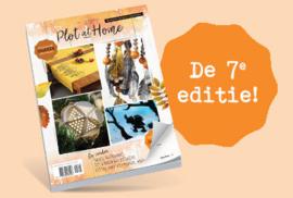 Tijdschrift Plot at Home deel 7