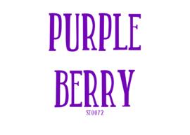 Siser stretch flexfolie Purple Berry 20 x 25 cm