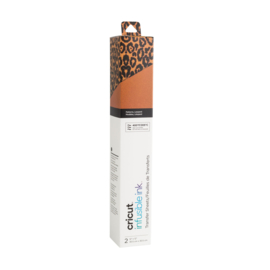Cricut infusiable ink leopard