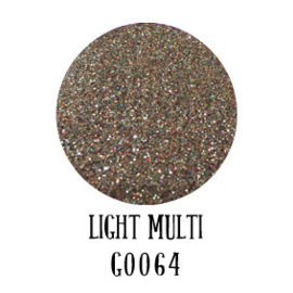 Moda Glitterflex Light Multi 20 x 25 cm