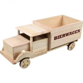 Bierwagen hout