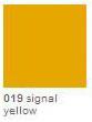Oracal 641 mat 019 Signal Yellow