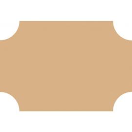 Wandpaneeltje rechthoekig