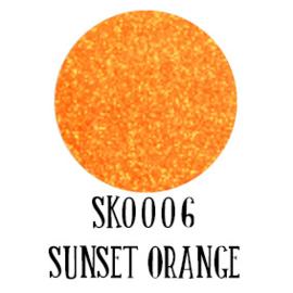 Siser Sparkle Sunset Orange 50 x 100 cm