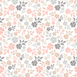 Vinyl Pretty Pastel Pattern Flourish
