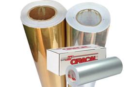 Oracal 351 Metallic zilver