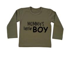 Mommy's little boy