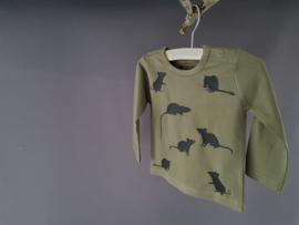 Muizen Shirt Longsleeve