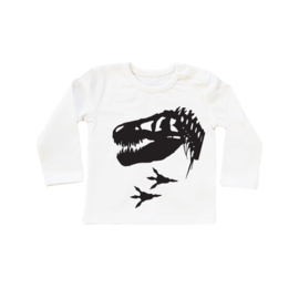 Shirt T-Rex skelleton