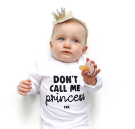 Don't call me Prince / Princess