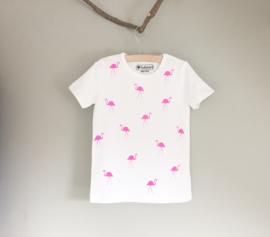 Shirt Little Flamingo's