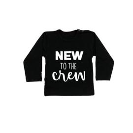 Kraamcadeautje Newborn Shirt met kaart