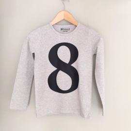 Shirt Cijfer