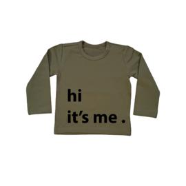 Hi! It's me
