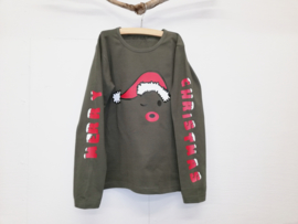 Kidsshirt Merry Christmas
